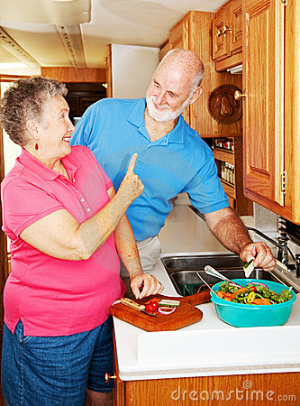 RV Seniors - No Snacking