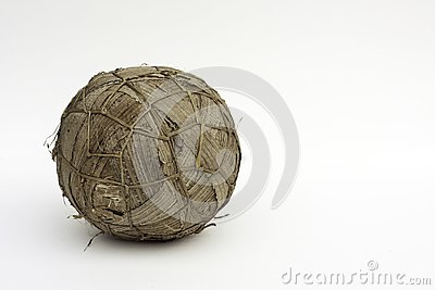Rwandan grass football (soccer)