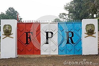 Rwandan Patriotic Front Editorial Image