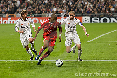 Ryan Babel Editorial Stock Photo