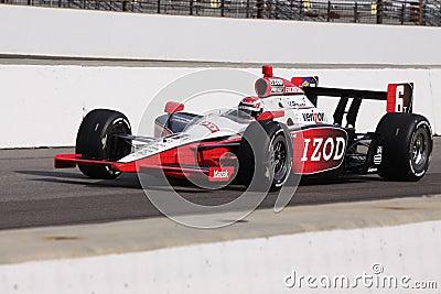 Ryan Briscoe 6 Indianapolis 500 Pole Day 2011 Indy Editorial Photography