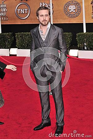 Ryan Gosling Editorial Photo