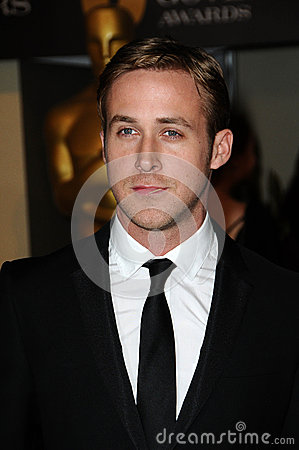 Ryan Gosling Editorial Stock Photo