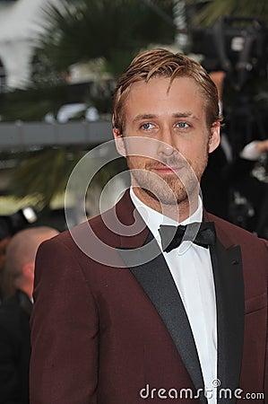 Ryan Gosling Editorial Stock Image