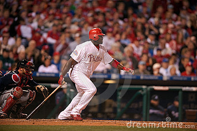 Ryan Howard Editorial Stock Image
