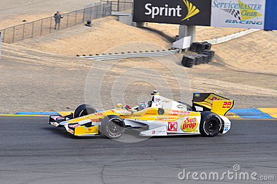 Ryan Hunter Reay Editorial Photography