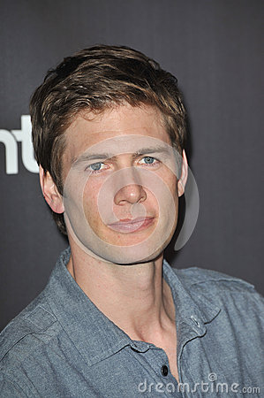 Ryan McPartlin Editorial Stock Photo