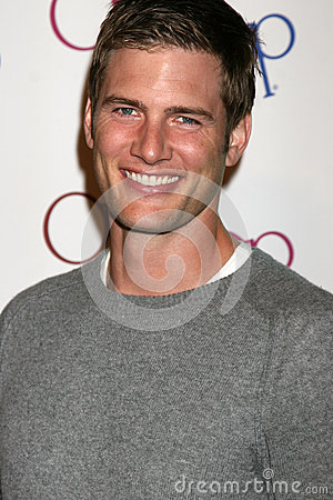 Ryan McPartlin Editorial Photo