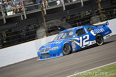 Ryan Newman Editorial Stock Image