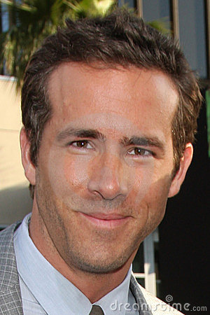Ryan Reynolds Editorial Stock Image