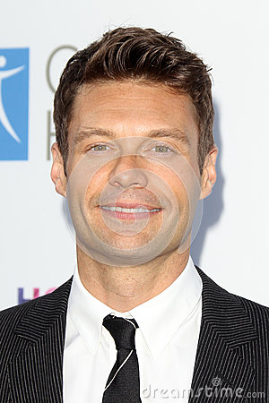 Ryan Seacrest arrives at the City of Hope s Music And Entertainment Industry Group Honors Bob Pittman Event Editorial Photo