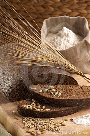 Free Rye Bread Royalty Free Stock Photos - 10314208