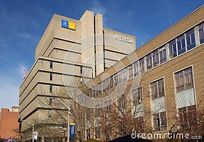 Ryerson University Editorial Photo