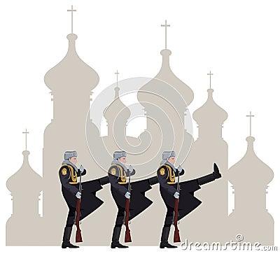 Ryska soldater