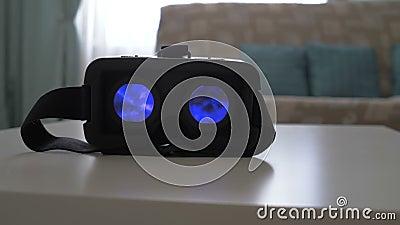 Rzeczywistości wirtualnej wyposażenie zdjęcie wideo