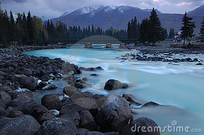 Rzeka kanas