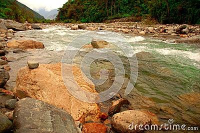 Rzeka pampa