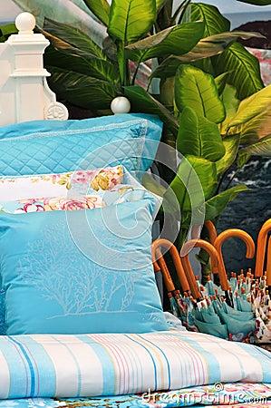 Sängklädermöblemang