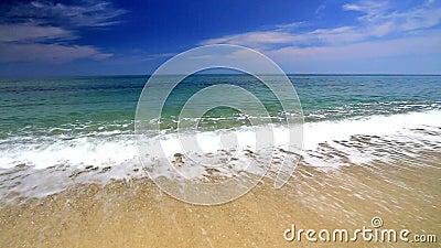 sätta på land havwaves