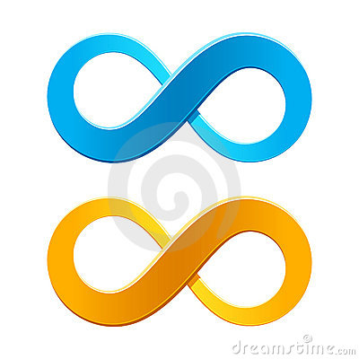 Simbolos infinito