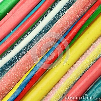 Süßigkeits-Nahaufnahme