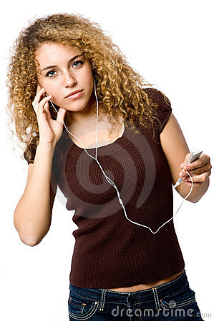 Słuchał muzyki