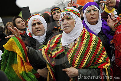 женщины дня международные s Редакционное Стоковое Фото