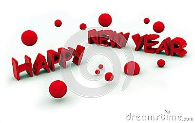 ευτυχές νέο s έτος κειμένων παραμονής