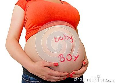 It s a baby boy