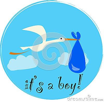 It s a boy!