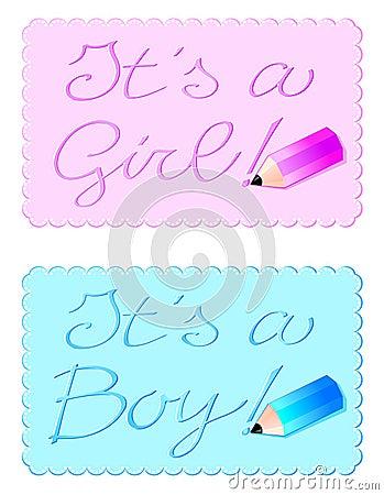 It's a boy, it's a girl
