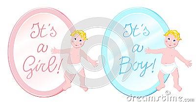 It s a boy, it s a girl