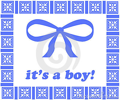 It s a Boy Tag_Blue Ribbon