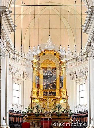 S.Domenico Basilica in Bologna