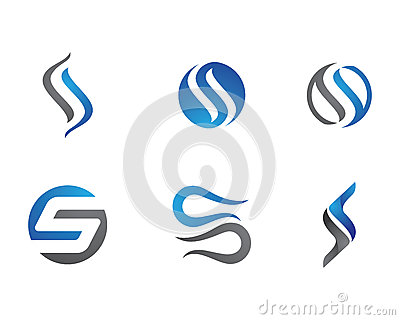 S Letter and S logo Vector Illustration
