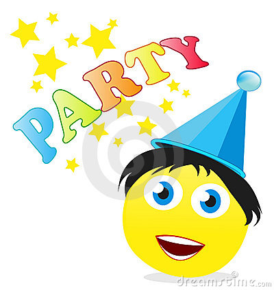 It´s party time!