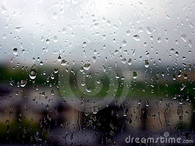 It s a raining day
