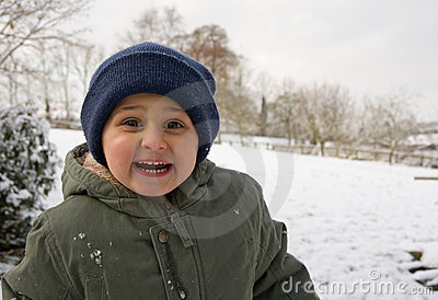 It s Snowing!