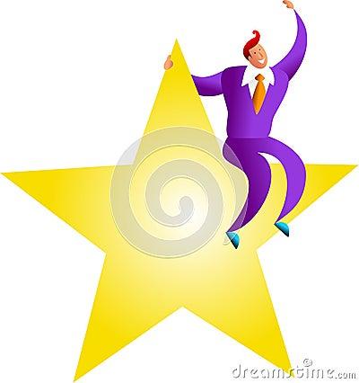 He s a star