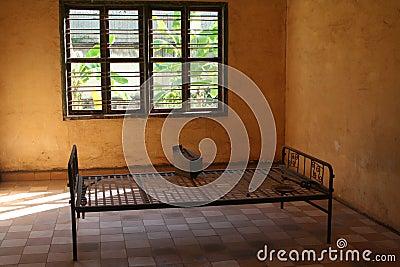 S21 Prison bed 3