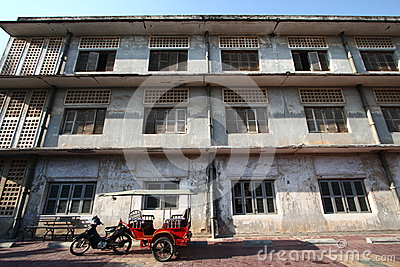 S21 Tuol Sleng Genocide Museum