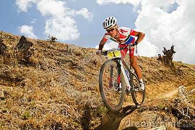 SA XCO / DHI National Cup :  Round 1 Editorial Stock Image
