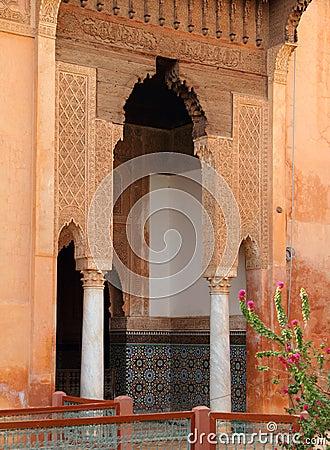 arabesque arches and pillars - photo #9