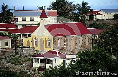 Saba Church