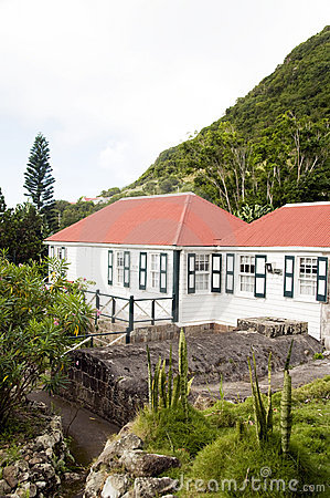 Saba Museum Dutch Netherlands  Antilles