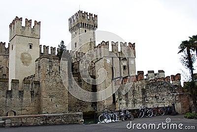 Sabbioneta castle