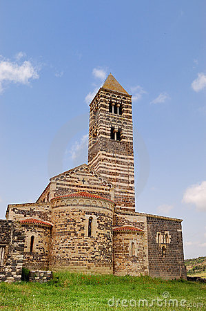 Saccargia church