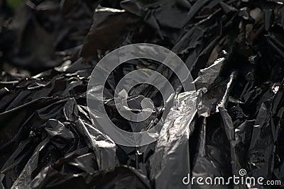 Sachets en plastique