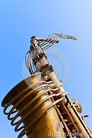 Sachs  sculpture