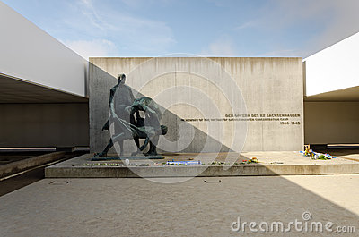 Sachsenhausen Editorial Stock Image
